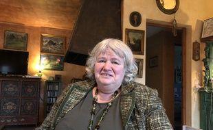Chantal L'Hoir, présidente de l'Association française des malades de la thyroïde est en pointe dans le combat des malades contre la nouvelle formule du Levothyrox.