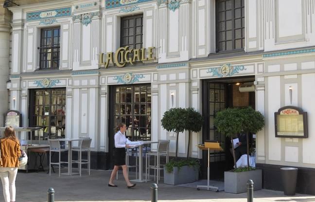 Nantes, le 22 septembre 2014, restaurant-brasserie La Cigale