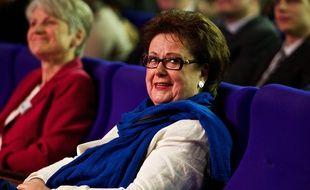 Christine Boutin le 17 mai 2014 à Paris.