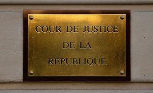 La Cour de justice de la République.