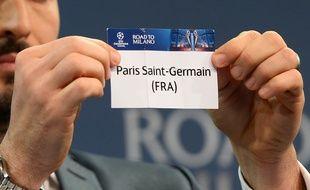 Sur qui va tomber le PSG à l'issue de ce tirage au sort?