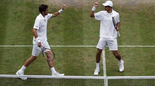 Wimbledon nicolas mahut et pierre hugues herbert for Portent herbert