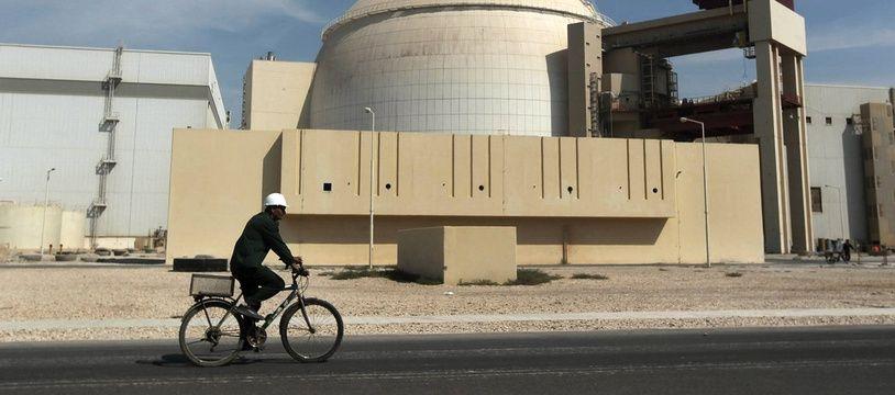 Un réacteur nucléaire en Iran (illustration).