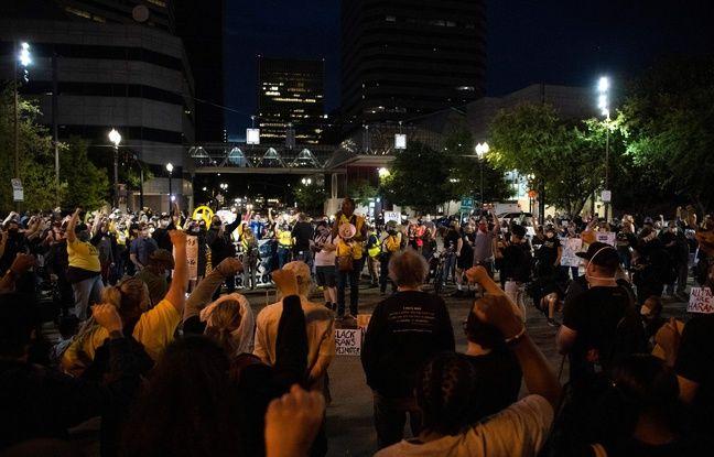 Manifestations aux Etats-Unis: Les agents fédéraux resteront à Portland jusqu'à son «nettoyage» par la police, assure Trump