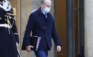 Jean-Michel Blanquer à l'Elysée, le 6 janvier 2021.