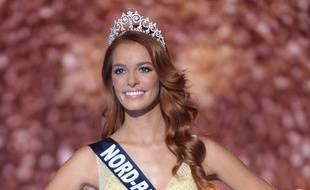 Miss Nord-Pas-de-Calais, Maeva Coucke, a été élue miss France 2018.