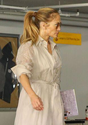 Jennifer Lopez, le 4 juin, à Los Angeles.