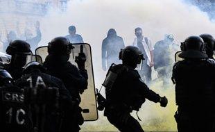 Des violences ont éclaté en marge de la manifestation des soignants