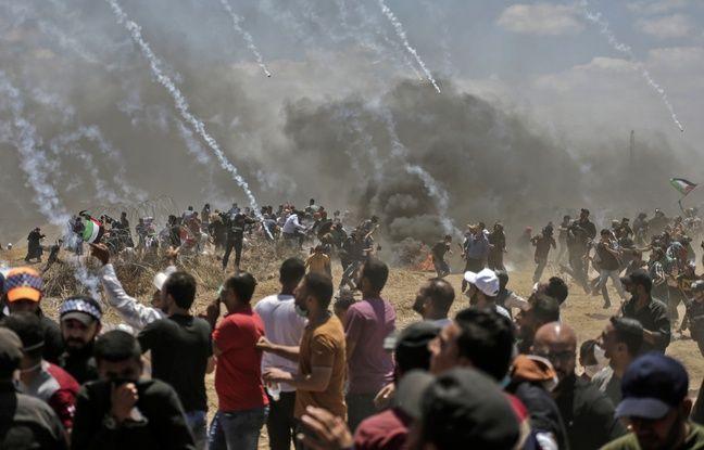 nouvel ordre mondial   Ambassade américaine à Jérusalem: Bain de sang à Gaza, Israël et les Etats-Unis isolés