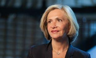 Valérie Pécresse, la présidente de la Région Ile-de-France