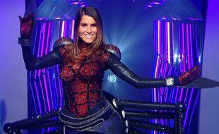 Karine Ferri était l'araignée dans la saison 2 de Mask Singer.