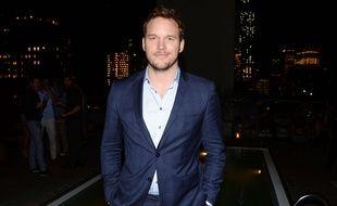L'acteur Chris Pratt à New York en juillet 2014.