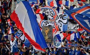 Contre la Bulgarie au Stade de France, les Irrésistibles Français ont envoyé un max de bonnes ondes aux Bleus avant l'Euro.