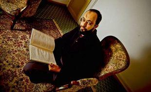 Le prédicateur musulman Hani Ramadan.