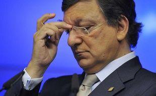 José Manuel Barroso, président de la Commission européenne
