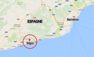 Elles comptaient passer de bonnes vacances à Sitges, en Espagne.