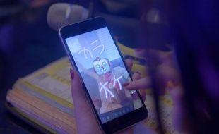 """Lancées en 2016, les """"stories"""" Instagram ont rapidement détrôné celles de son concurrent, Snapchat."""