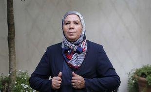 Latifa Ibn Ziaten à Paris, le 29 septembre 2017.