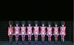 Quelque 650 danseuses sont passées sur la scène du cabaret en 60 ans.