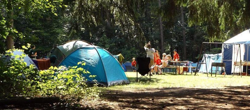 Les campings français ont connu une année record en 2018.