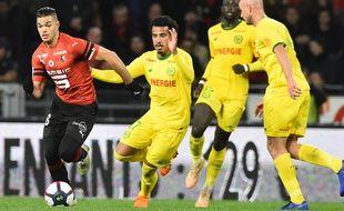 Hatem Ben Arfa pourrait rejoindre le FC Nantes pour la suite de la saison 2019-2020.