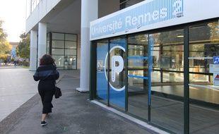 Les examens du premier semestre ont déjà été reportés deux fois à l'université Rennes 2.