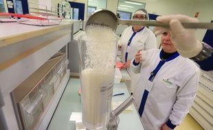 Boiron, entreprise française qui fabrique et distribue des préparations pharmaceutiques homéopathiques