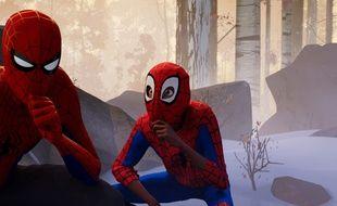 Spider-Man New Generation  de Bob Persichetti, Peter Ramsey et Rodney Rotham et