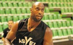 Arrivé cet été à l'Asvel, Georgi Joseph évoluait la saison dernière à Orléans.