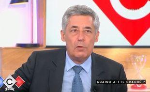 Henri Guaino sur France 5 le 14 juin 2017.