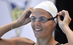 Laure Manaudou est restée loin des minimas exigés pour aller aux jeux Olympiques sur 200 m dos, dimanche lors de la 3e et dernière journée du Grand Prix du Missouri de natation