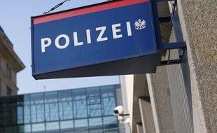 Un commissariat de police à Vienne, en Autriche (image d'illustration).