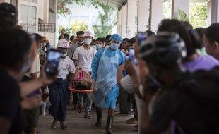 Birmanie: «Au moins 138 manifestants pacifiques» tués depuis le coup d'Etat selon l'ONU