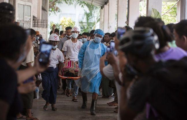 648x415 birmanie au moins 138 manifestants pacifiques tues depuis le coup d etat selon l onu