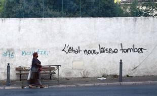 Le jeune Rayanne est décédé à l'entrée de la cité des Marronniers à Marseille