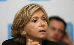 Valérie Pécresse le 6 octobre 2015 à Paris