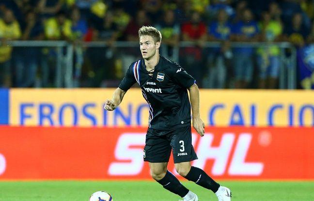 Mercato OL: Lyon mise gros sur le défenseur danois Joachim Andersen