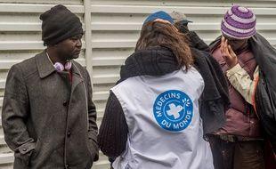 L'ONG Médecins du monde dispose de plusieurs centres d'accueil et d'orientation pour les personnes les plus vulnérables à Paris et en région parisienne.