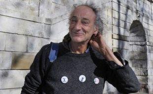Le militant écologiste Eric Pétetin a été interpellé mardi à Dax.