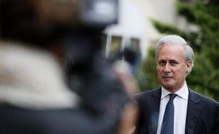 Jeudi, Georges Tron entend présenter sa candidature à la présidence du conseil départemental de l'Essonne.