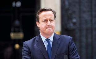 Le Premier ministre britannique David Cameron, le 13 novembre 2015 à Londres