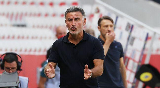 OGC Nice-AS Monaco : La « frustration » de Christophe Galtier après un nul accroché