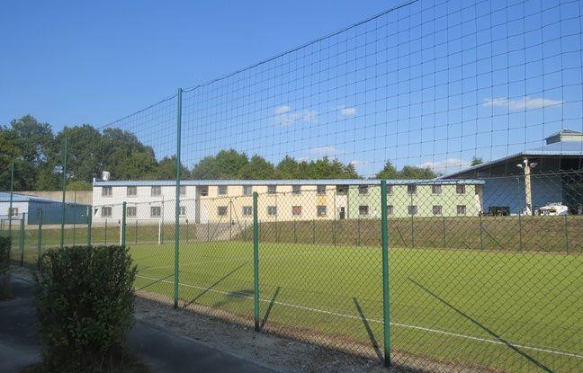 la prison pour mineurs d'Orvault