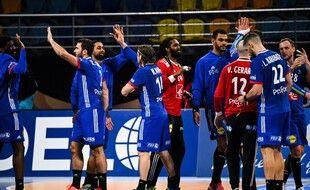 L'Equipe de France affronte la Hongrie mercredi en quart de finale du Mondial en Egypte.