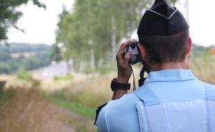 Opération de contrôles de vitesse début juillet entre Rennes et Nantes.