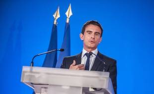 Le Premier ministre Manuel Valls. (Illustration)