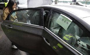 Une femme a accouché dans un Uber à Singapour