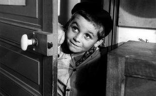 Extrait du film «La Guerre des Boutons», avec Martin Lartigue dans le rôle de Petit Gibus, réalisé par Yves Robert, 1962