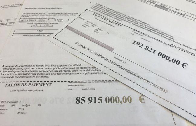 Le conseil départemental de Seine-Saint-Denis adécidé d'envoyer une «facture de l'égalité» de 347 millions d'euros au président de la République.