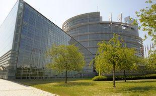 Le Parlement européen à Strasbourg. (Archives)